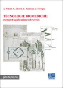 Libro Tecnologie biotecniche. Esempi di applicazione ed esercizi