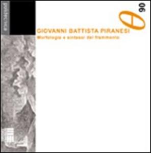 Libro Giovanni Battista Piranesi
