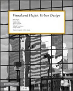 Libro Visual and haptic urban design