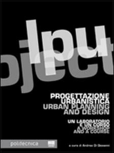 Libro Progettazione urbanistica-Urban planning and design