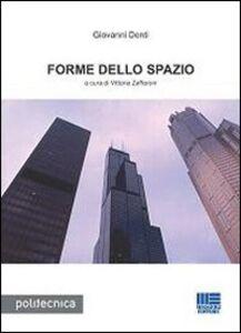 Libro Forme dello spazio Giovanni Denti
