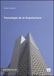 Libro Tecnología de la arquitectura Oliviero Tronconi