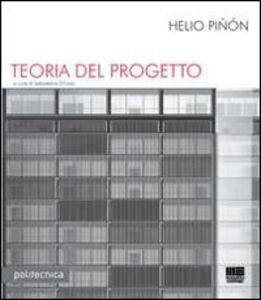 Libro Teoria del progetto Helio Piñon