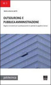 Outsourcing e pubblica amministrazione