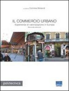 Libro Il commercio urbano Corinna Morandi