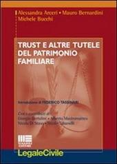 Trust e altre tutele del patrimonio familiare