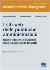 I siti web delle pubbliche amministrazioni. Norme tecniche e giuridiche dopo le Linee Guida Brunetta