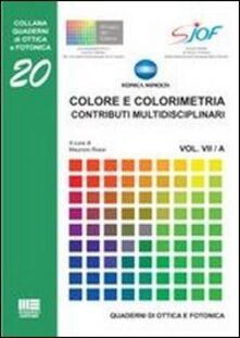 Librisulladiversita.it Colore e colorimetria Image