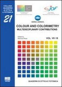 Libro Colour and colorimetry Maurizio Rossi