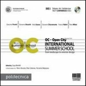 OC-Open City. International summer school. Con DVD. Vol. 3