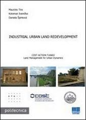Industrial urban land redevelopment