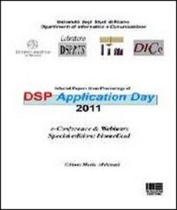 Foto Cover di DSP application day 2011, Libro di Mario Malcangi, edito da Maggioli Editore