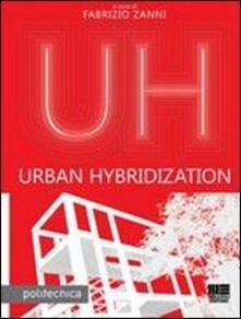 Urban hybridization - Fabrizio Zanni - copertina
