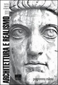 Libro Architettura e realismo