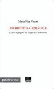Libro Architettura aziendale M. Pilar Vettori