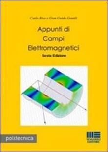 Squillogame.it Appunti di campi elettromagnetici Image