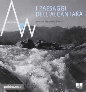 I paesaggi dell'Alcantara - Sebastiano D'Urso - copertina