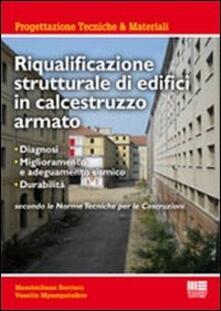 Premioquesti.it Riqualificazione strutturale di edifici in calcestruzzo armato Image