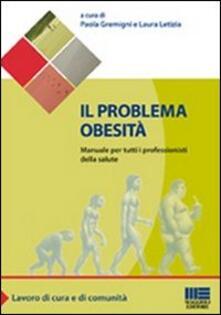 Grandtoureventi.it Il problema obesità. Manuale per tutti i professionisti della salute Image
