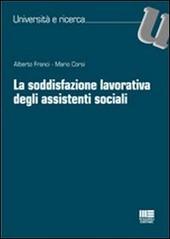 La soddisfazione lavorativa degli assistenti sociali