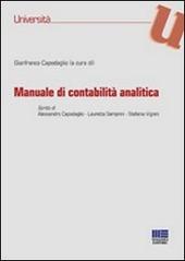 Manuale di contabilità analitica