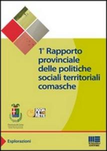 Libro Primo rapporto provinciale delle politiche sociali territoriali comasche