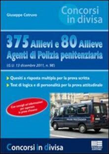 Amatigota.it 375 allievi e 80 allieve agenti di polizia penitenziaria Image