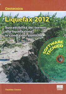 Libro Liquefax 2012. CD-ROM Faustino Cetraro