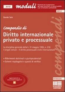 Vitalitart.it Compendio internazionale privato e processuale Image
