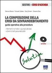 La composizione della crisi da sovraindebitamento. Con CD-ROM
