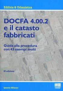 Libro Docfa 4.00.2 e il catasto fabbricati Ignazio Milazzo