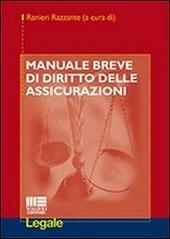Manuale breve di diritto delle assicurazioni