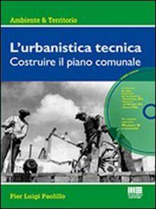 Libro Urbanistica tecnica P. Luigi Paolillo