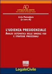 L' udienza presidenziale