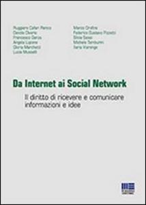 Libro Da internet ai social network