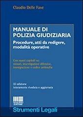 Manuale di polizia giudiziaria