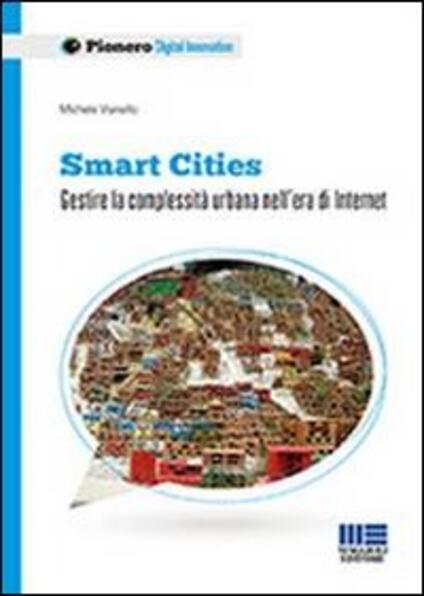 Smart Cities - Michele Vianello - copertina