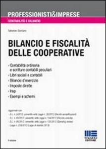 Libro Bilancio e fiscalità delle cooperative Salvatore Giordano