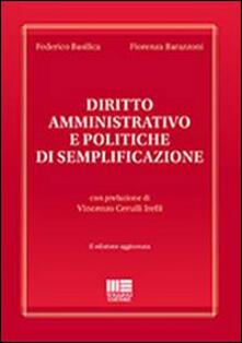 Diritto amministrativo e politiche di semplificazione.pdf