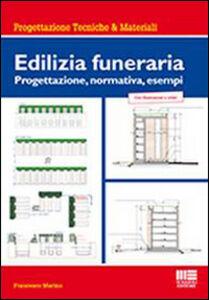 Libro Edilizia funeraria Francesco Marino