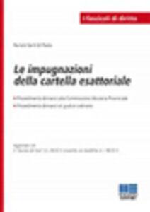 Libro Le impugnazioni della cartella esattoriale Nunzio S. Di Paola
