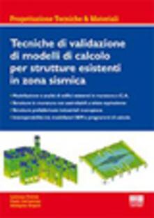 Parcoarenas.it Tecniche di validazione di modelli di calcolo per strutture esistenti in zona sismica Image