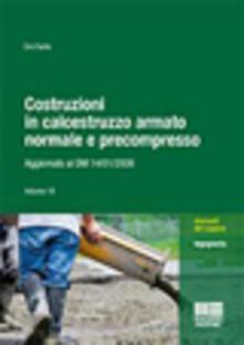 Aboutschuster.de Costruzioni in calcestruzzo armato normale e precompresso vol. 1B Image