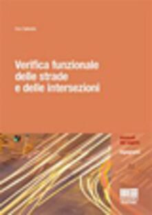 Camfeed.it Verifica funzionale delle strade e delle intersezioni Image
