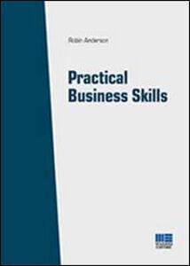 Libro Practical business skills Robin Anderson