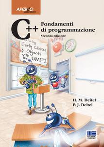 Libro C++. Fondamenti di programmazione Harvey M. Deitel , Paul J. Deitel