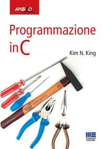 Programmazione in C - Kim N. King - copertina