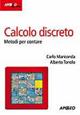 Image of Calcolo discreto. Metodi per contare