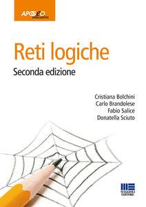 Foto Cover di Reti logiche, Libro di  edito da Apogeo Education