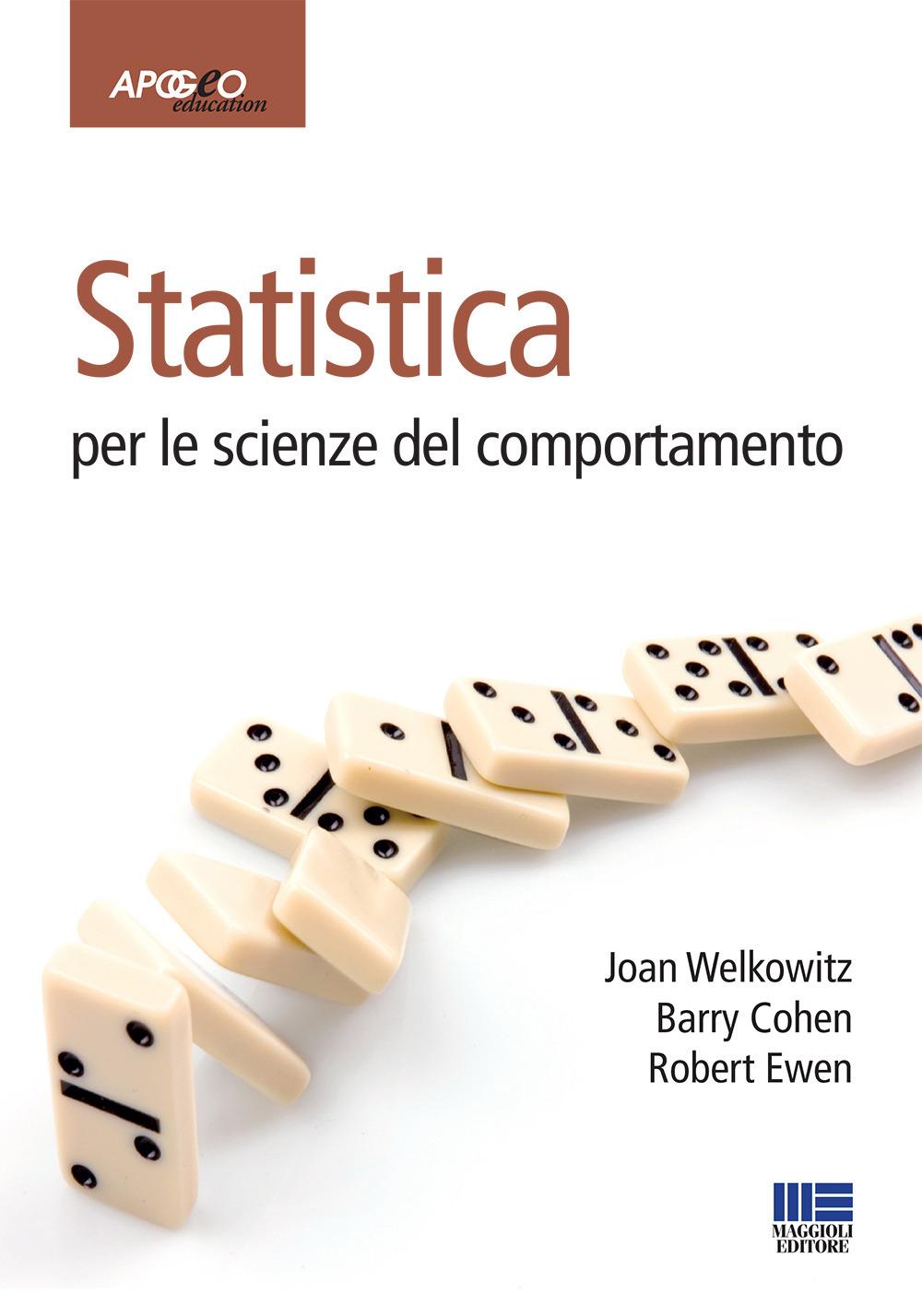 Image of Statistica per le scienze del comportamento